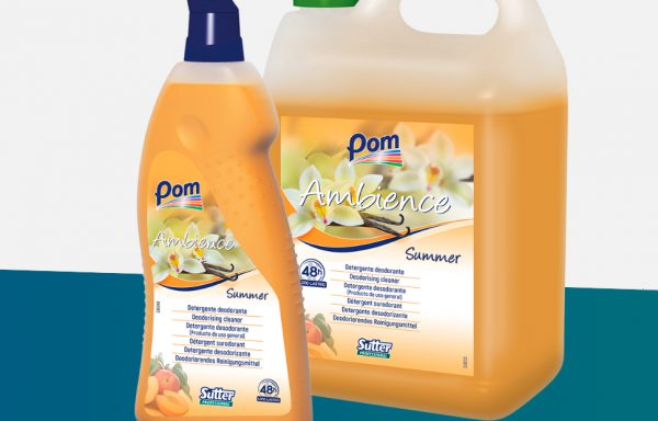 AMBIENCE SUMMER detergente fl.lt.1