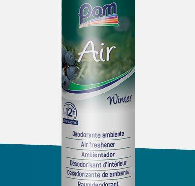 AIR WINTER DEO bomb.300 ml.