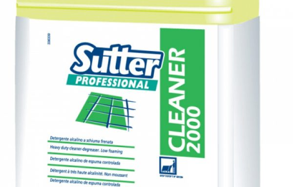 CLEANER 2000 tanica Kg.5 .