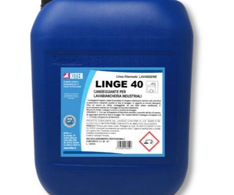 LINGE 40 tanica lt.20