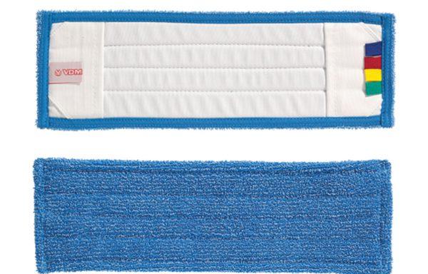 FRANGIA MICROFIBRA BLU C/TASCHE CM.40 art.60663