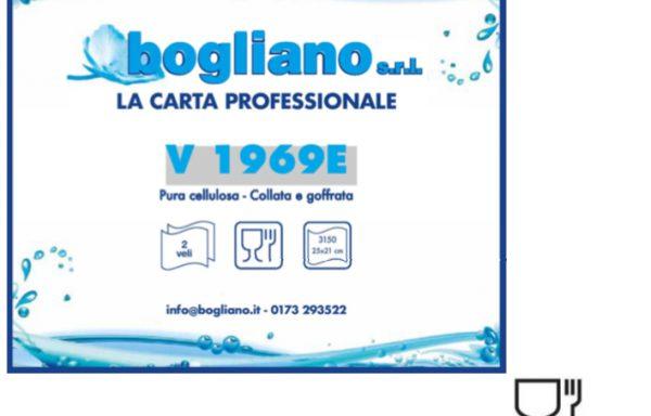 """ASCIUGAMANI in fogli INTERCALATI A """"V"""" BILLO NEW"""