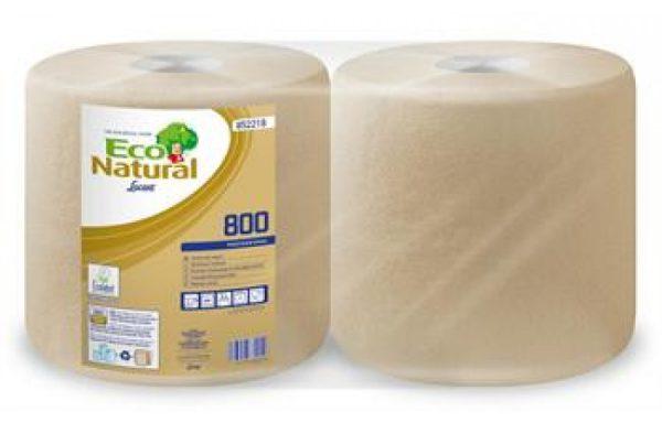 BOBINA ECO NATURAL 800str.2veli