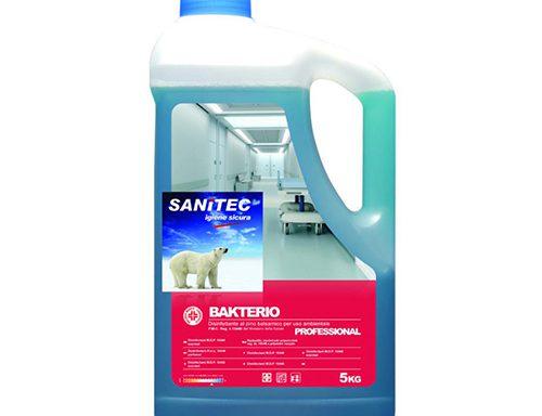 BAKTERIO SANITEC PMC tanica 5 kg.