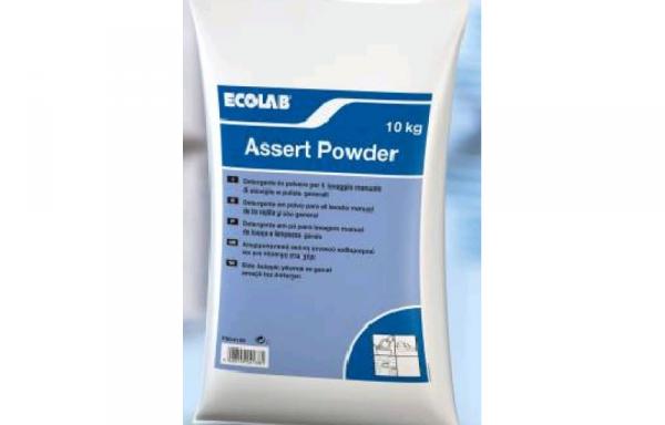 ASSERT POWDER ECOLAB ta.10 kg.