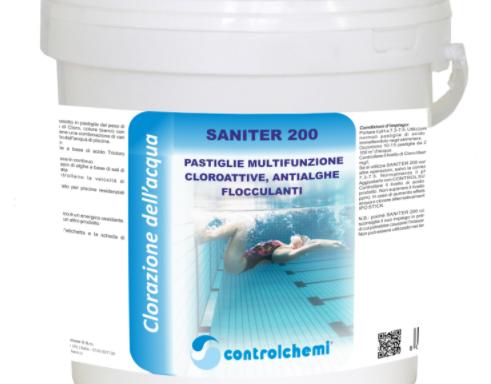 SANITER 200 PASTIGLIE 200gr.se.kg.10