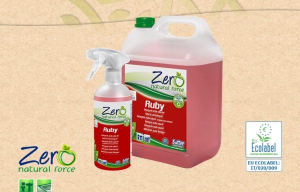 """RUBY """"ZERO"""" fl.500ml."""