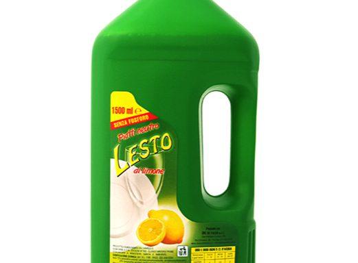 LESTO PIATTI A MANO fl.1500 ml.