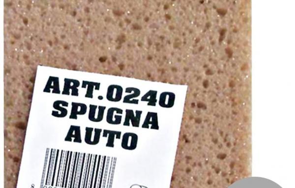 SPUGNA AUTO n.1 pz.