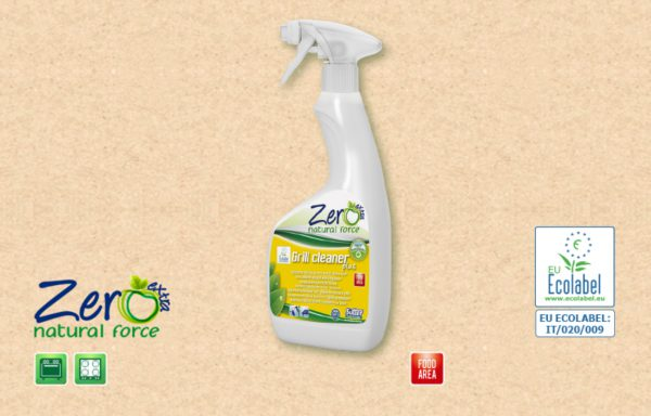 "GRILL CLEANER PLUS – Ecolabel ""Zero"" 500 ml"