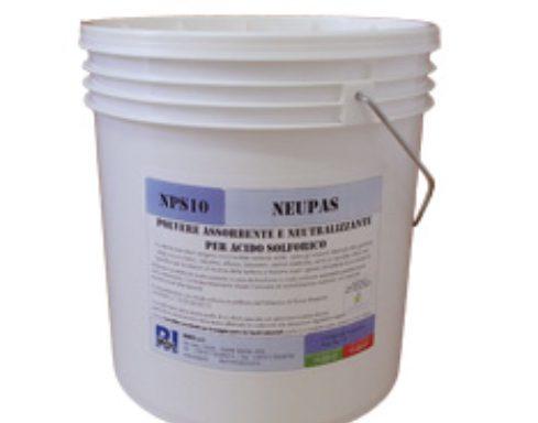 NEUPASS – Dopo la scadenza utilizzabile come assorbitore olii, acidi, basi