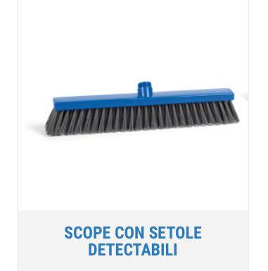 SCOPE DETECTABILI