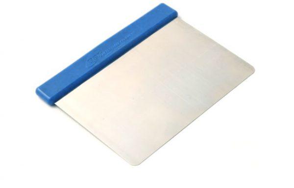 Raschietti in acciaio inox con impugnatura in polipropilene  Codici: S/SFL
