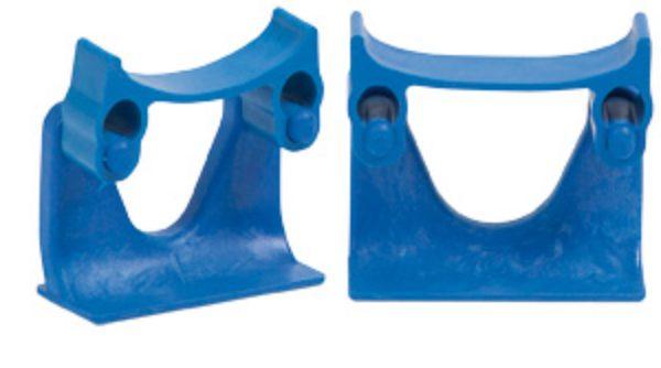 CLIP SINGOLO – 15150 Ø22 – 32 x larghezza 77 mm; clip piccolo