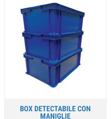 BOX DETECTABILI