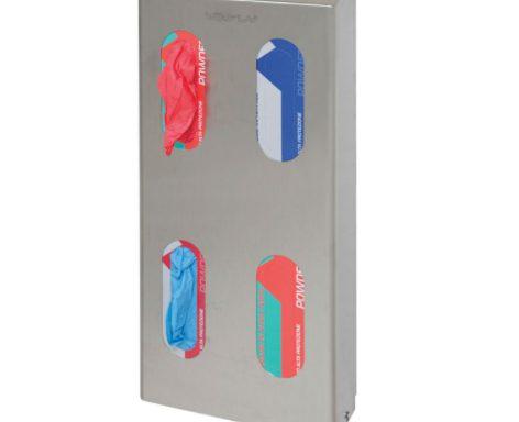 Dispenser per guanti 4 box  Codici: AP562A-NEW