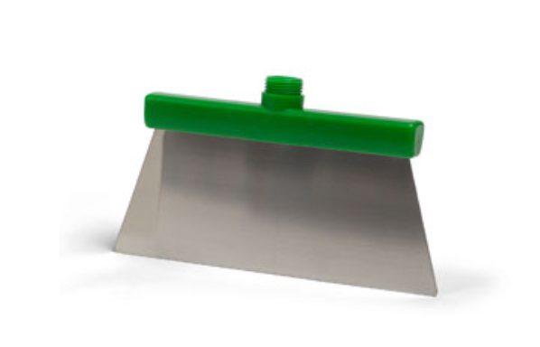 Raschietto in acciaio inox  Codici: 48281