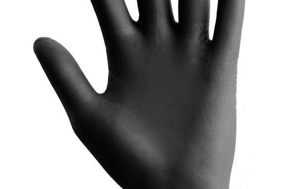 GUANTO NITRILE BLACK NON TALCATO – 33130