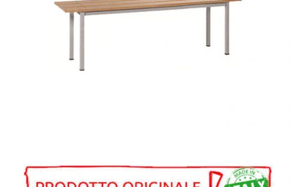 Panchina 1,5 metri in legno