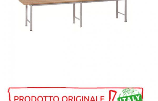 Panchina 2 metri legno