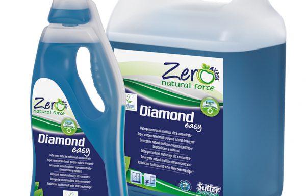 DIAMOND EASY Detergente naturale* multiuso super concentrato 5 KG