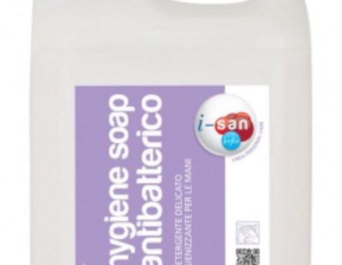 HYGIEN SOAP ANTIBATTERICO – TANICA 5 L.
