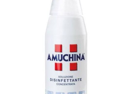 AMUCHINA 100% flacone 500 ml