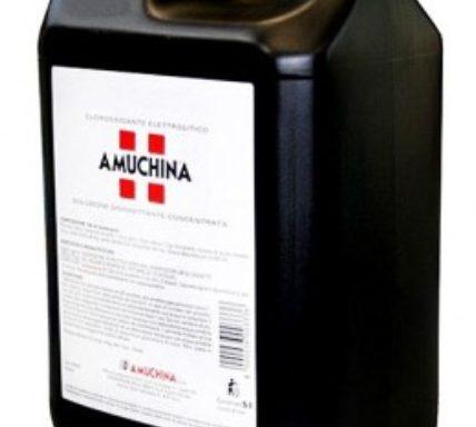 AMUCHINA 100% Tanica 5 L