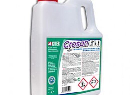 CROSAN Detergente igienizzante a base Cloro