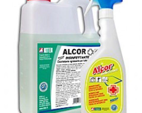 ALCOR DISINFETTANTE – FLACONE 750 ML