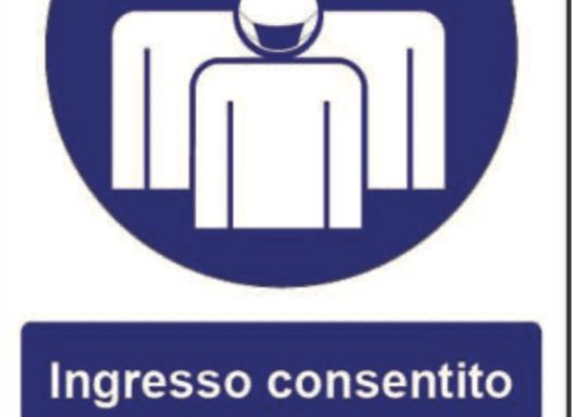 INGRESSO CONSENTITO PERSONE