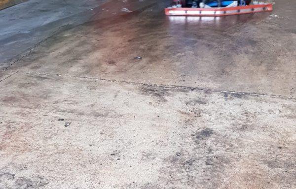 Pavimento con Sporco Ostinato