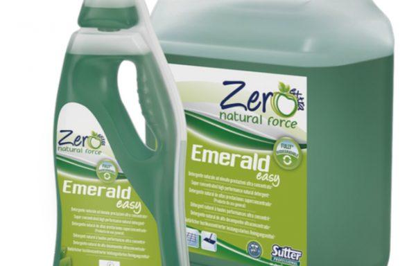 "EMERALD EASY ""ZERO"" flacone 750ml."