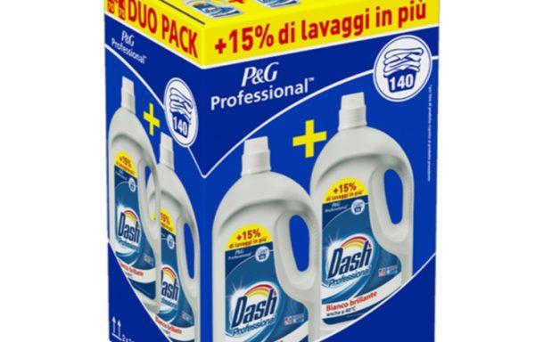 DASH PROF. LIQUIDO 140 LAVAGGI (2X70)