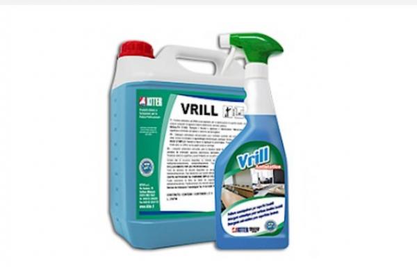 VRILL antistatico – FLACONE 750 ML