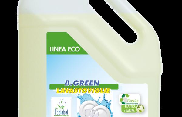 LAVASTOVIGLIE B.GREEN ECOLABEL tanica 5 lt.
