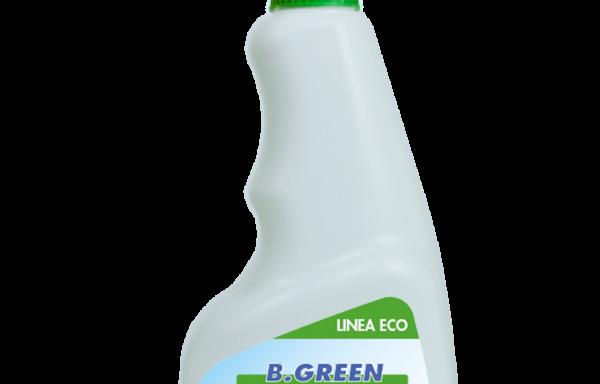 SGRASSATORE B.GREEN ECOLABEL flacone 750 ml.