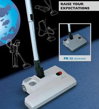 BATTITAPPETO ELETTR. PB12 per ZAINO LB4 ELECTRIC