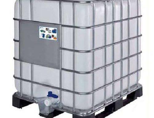 MK PLUS – Cisterna 1000 lt
