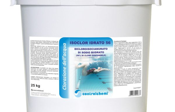 ISOCLOR IDRATO 56 (56% DI CLORO DISPONIBILE) – SE 10 KG
