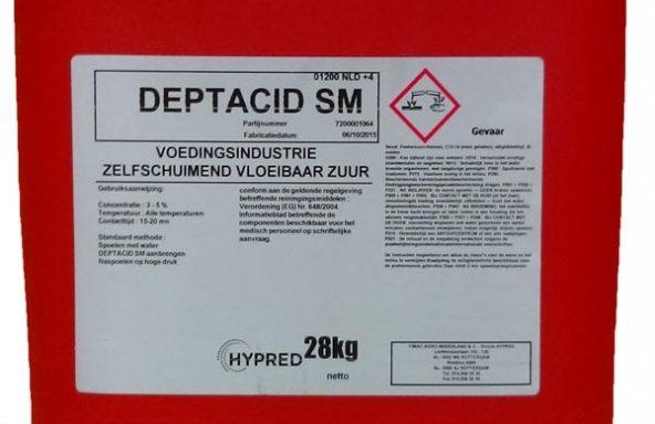 DEPTACID NT – Tanica 24 Kg.