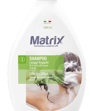 SHAMPOO MATRIX flacone 1000 ml.