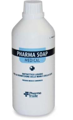 PHARMA SOAP MEDICAL PMC CUTE/MANI fl.500 ml.