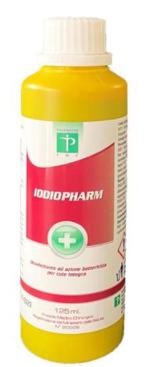 PHARMAIODIO fl.125 ml.
