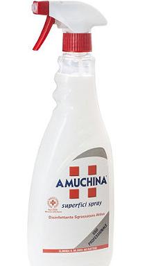 AMUCHINA PMC TRIGGER SGRASSANTE ATTIVO fl.750 ml.