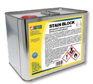 STAIN BLOCK tanica lt.5 KITER