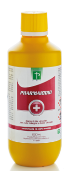 PHARMAIODIO fl.500 ml.