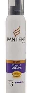 SCHIUMA CAPELLI PANTENE CORPO&VOLUME 200 ml.