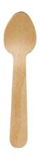 CUCCHIAINI IN LEGNO n.100 pz. art.000268