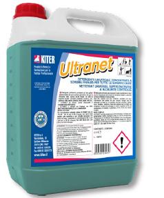 ULTRANET tanica lt.5 KITER